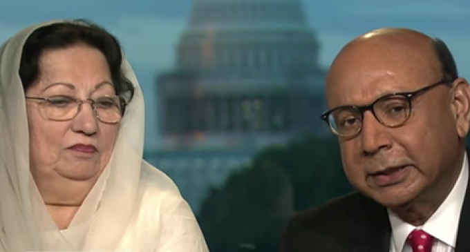 Left-Wing Surrogate Khizir Khan Denounces the Constitution in the name of Sharia