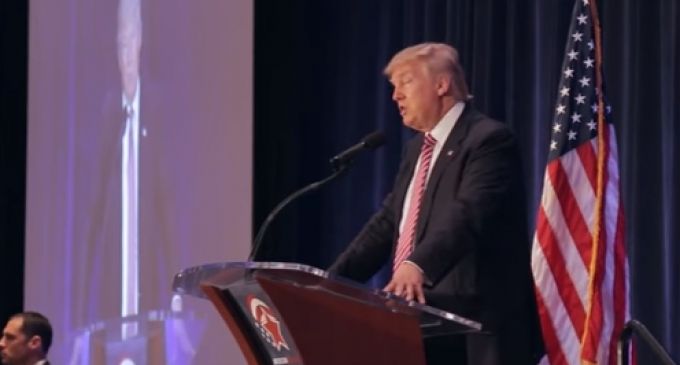 Trump to Pastors: 'Christians Have Been Silenced Like a Child', Unveils Plan to Restore Religious Liberty