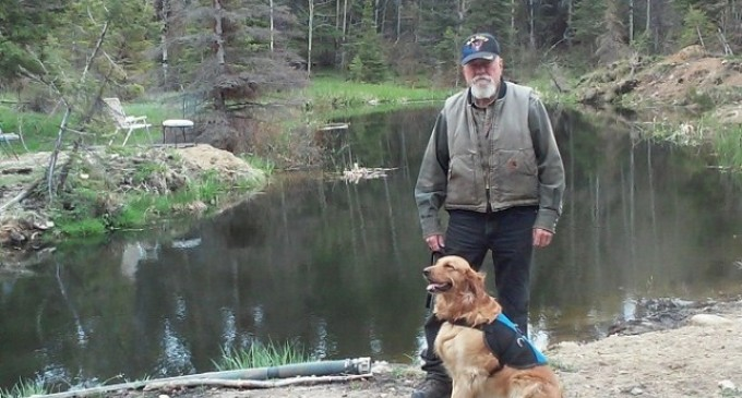 Veteran Sits in Prison, Faces 15 Years for Building Ponds on His Own Property