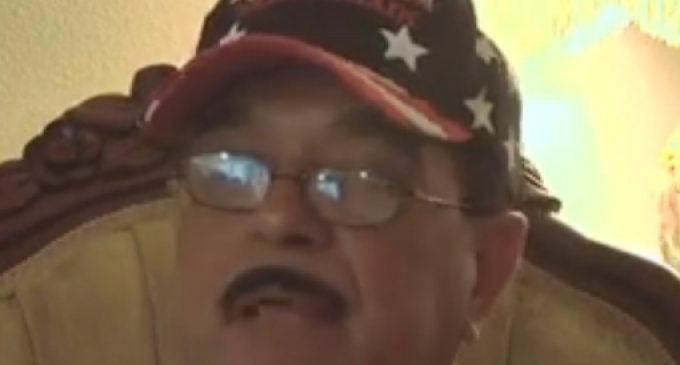 Elderly Veteran Punched for Wearing Trump Hat