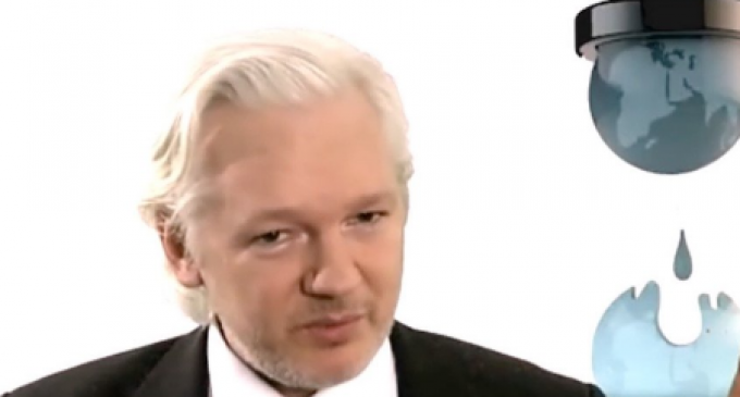 Julian Assange Suggests Hillary Clinton Could Have Orchestrated Democratic Staffer's Death
