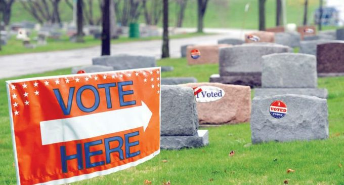 Colorado Authorities Investigating Reports Of Dead People 'Voting'