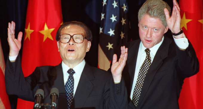Report: Bill Clinton Sold U.S. Military Secrets to China for Campaign Cash