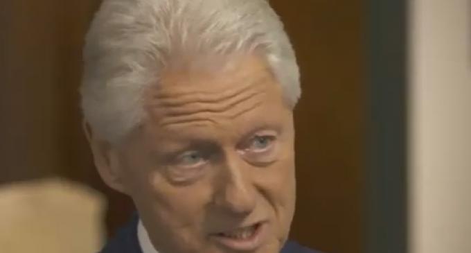 CBS Edits Bill Clinton's Admission Regarding Hillary's Fainting Spells