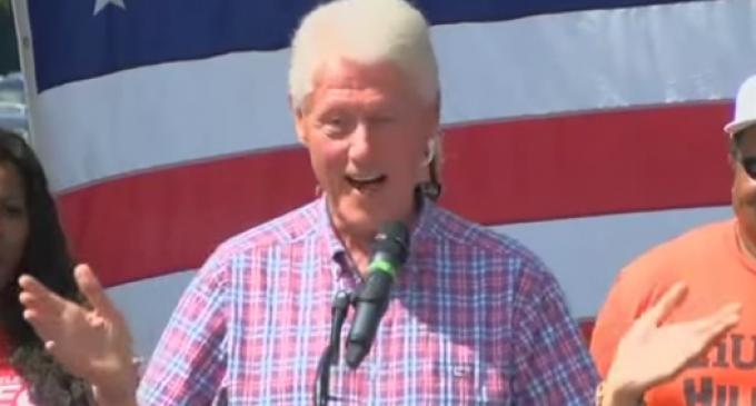 Bill Clinton: The Clinton Foundation and I Were Just Like Robin Hood