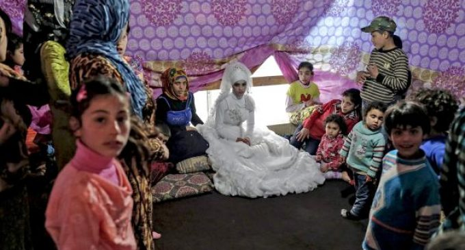 Married, Underage Refugees Arrive in Germany with High Percentage Under 14 Years Old