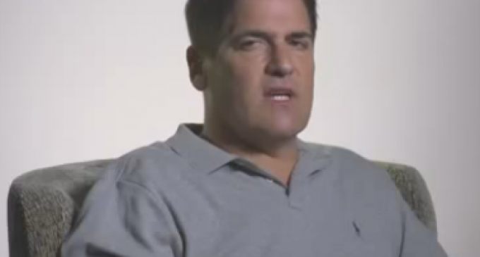 Hillary's Mark Cuban Accused of Racism and Sexism