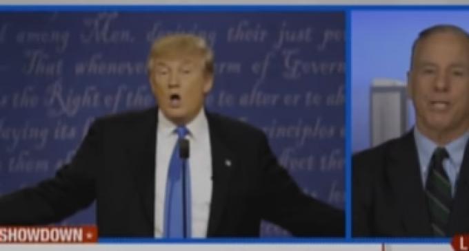 Howard Dean Suggests Trump Snorted Coke Before Debate