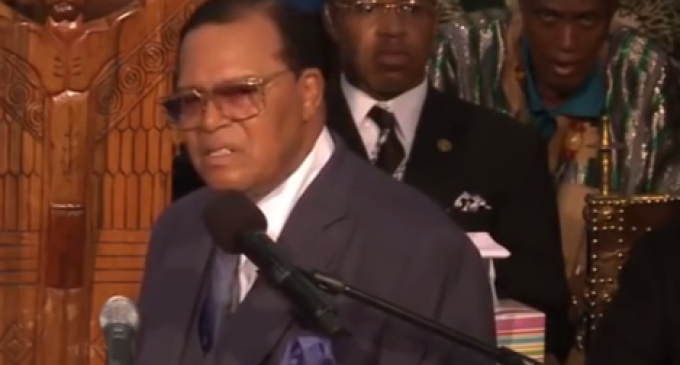Farrakhan to Obama: Let Trump Do What He Wants, 'Your People are Suffering and Dying in the Streets'