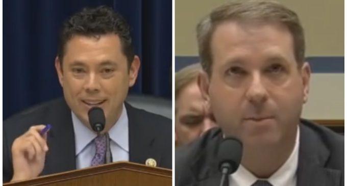 Congressman Slaps FBI with Subpoena for Full Report on Hillary's Emails