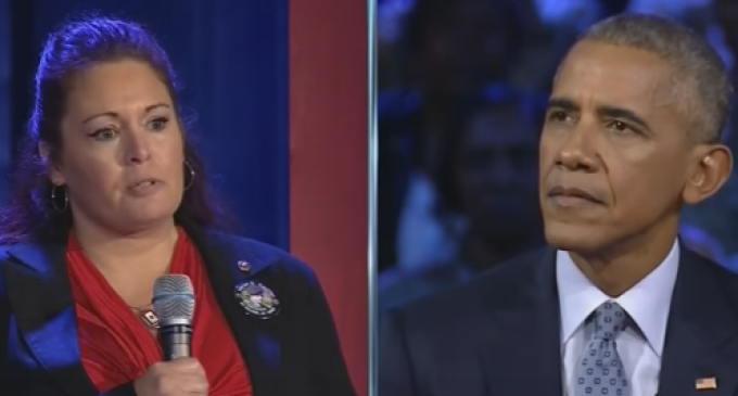 Gold Star Mom Asks Obama: Why Do You Refuse to Use the Term 'Radical Islamic Terrorism'?