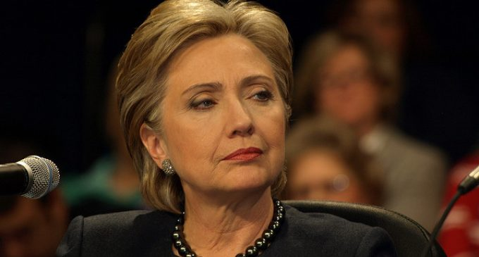 Report: Hillary to be Offered Plea Bargain