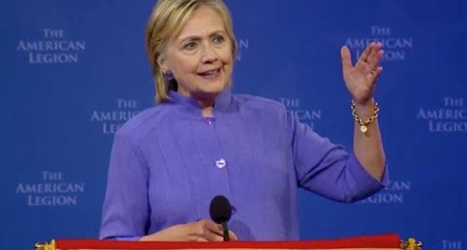 Hillary's Threats Against Russia Risk Nuclear War