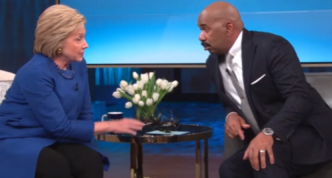 """Hillary to Speak """"Directly to White People"""" to Stop Racial Shootings by Police Officers"""