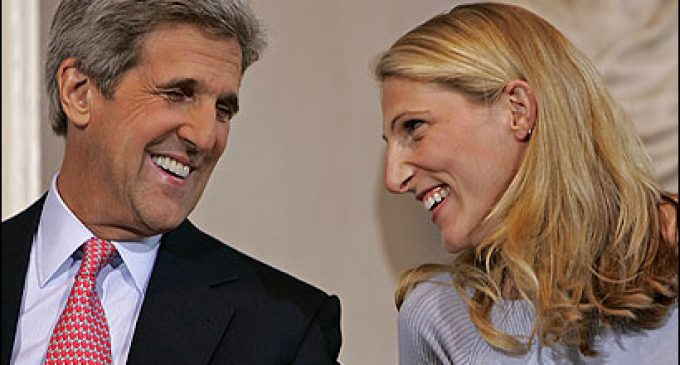 John Kerry Directed State Department Money to Daughter's Nonprofit