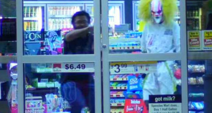 'Killer Clown' Sightings Spread to Florida, Virginia and Colorado
