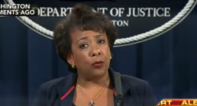 Lawsuit Filed Against Obama DOJ Over Meeting Between AG Lynch and Bill Clinton
