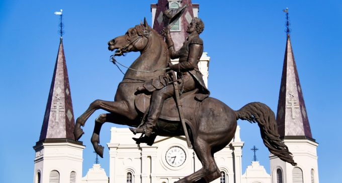 Black Lives Matter: We are Going to Tear Down Monuments in New Orleans