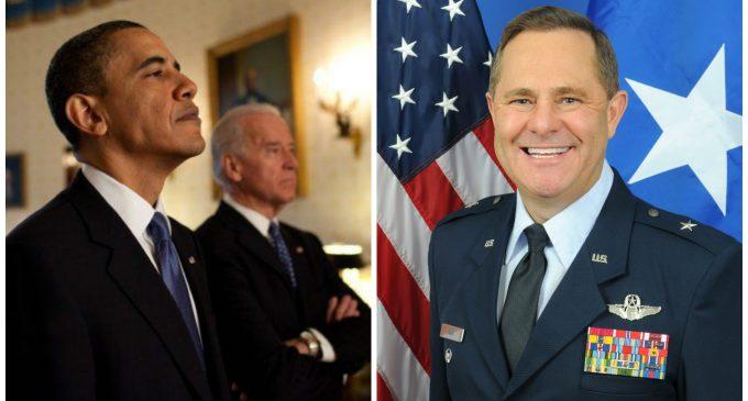 Retired General: It's Been Demoralizing Serving Under Obama
