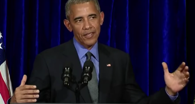 Obama: People Turn to Racism When They Are Economically Stressed