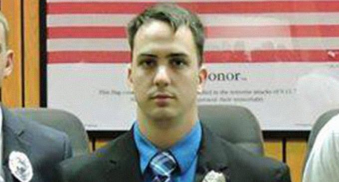 White Police Officer Claims He was Fired for NOT Shooting Black Suspect