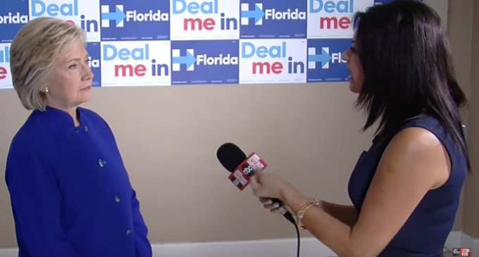 Reporter Asks Hillary if She Needs to be Tested for Dementia