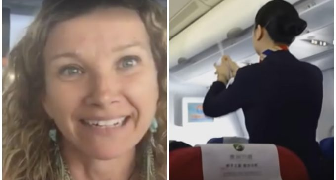 Woman Removed from Airplane for Asking About Insecticide Spraying