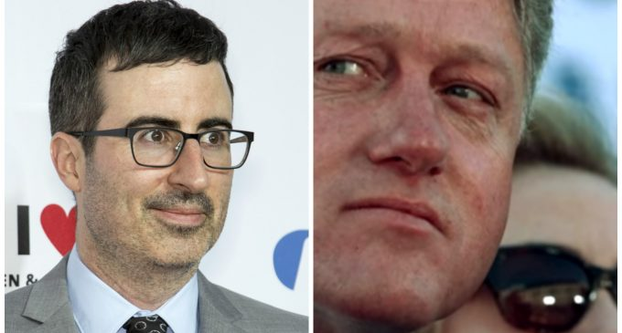 Clinton Foundation Actively Communicated with HBO Host John Oliver