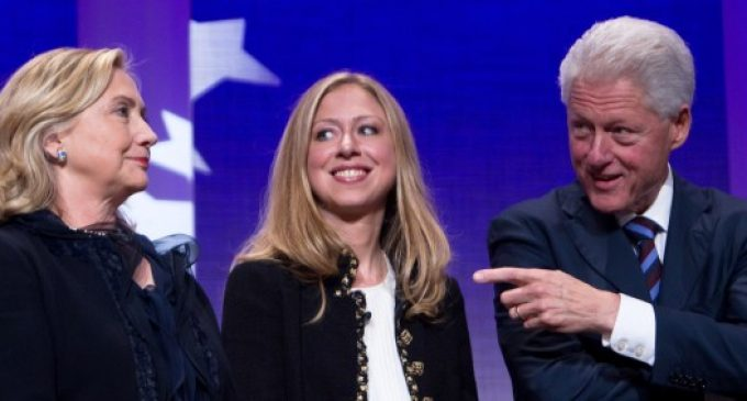 Clintons Forced to Shutter Clinton Global Initiative After Election Loss