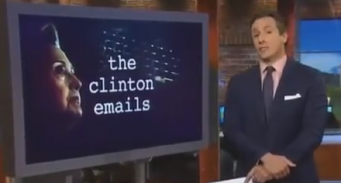 """CNN Host Tells Viewers It's """"Illegal"""" to Read Podesta's Emails"""