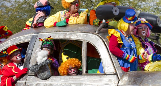 Clown Lives Matter: Attend At Your Own Risk