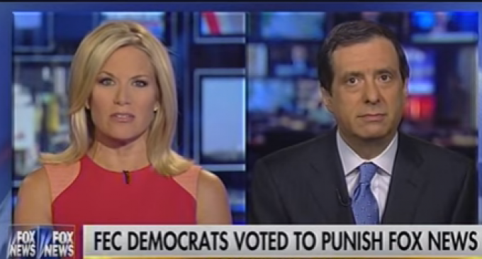 Democrats on the Federal Election Commission Attempt to Censor Fox News