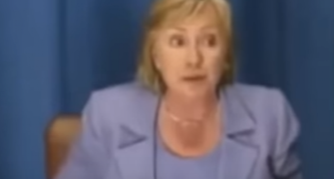 Hillary Clinton Chastises Black Student for Asking Question About Bill
