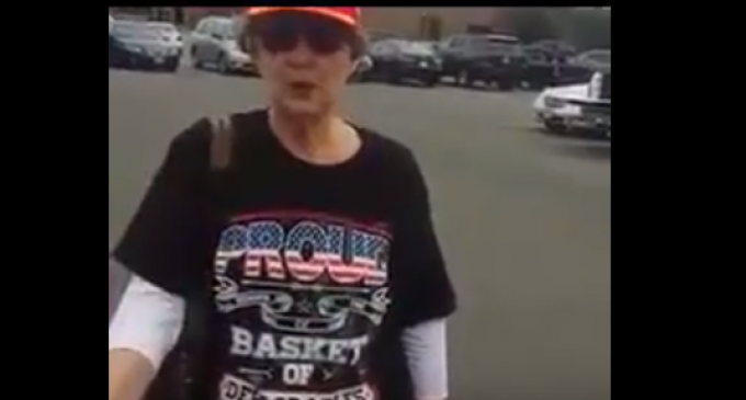 Rigged Election: Maryland Trump Supporter Finds Vote Switched to Clinton