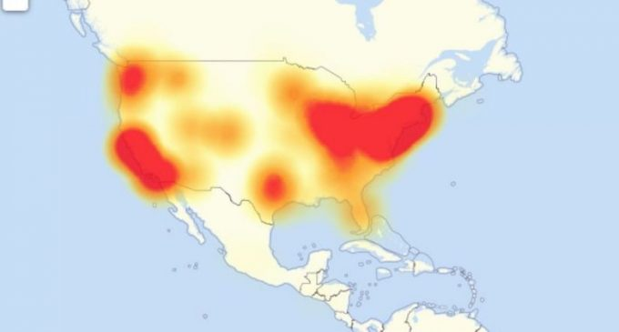 Massive Cyber Attack on East Coast Could be Prelude to Pentagon Taking Control