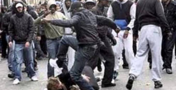 muslims beat americans in denmark