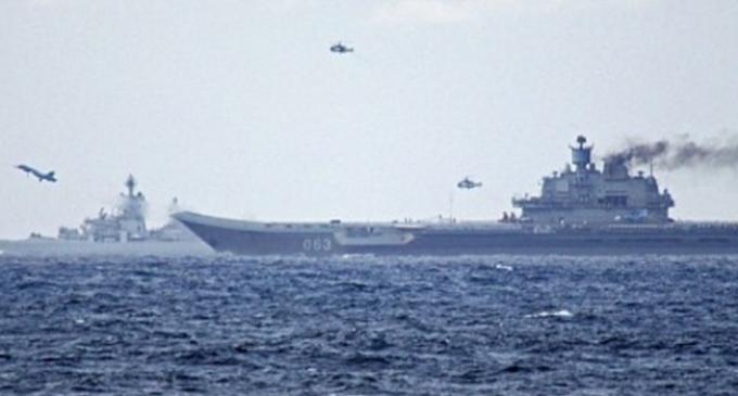 Russia and NATO Prepare for War in Eastern Europe