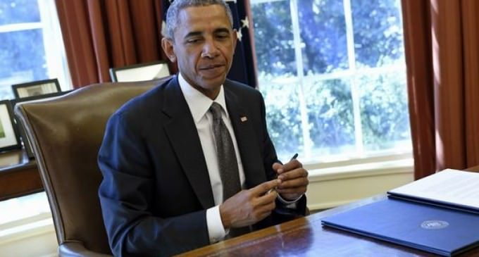 Obama Executive Order Suspends Social Security Collectors' Rights