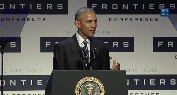 "Obama Demands ""Basic Truthiness Test"" for Media"
