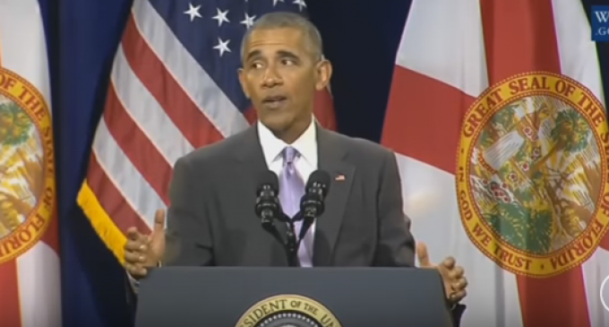 Obama: Obamacare is Failing Because of Millennials and Hostile States