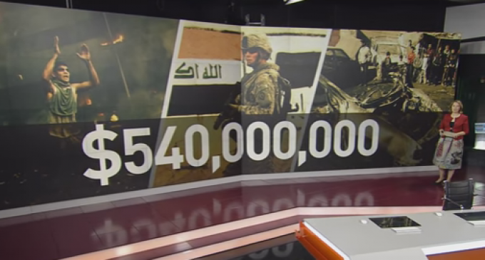 Pentagon Spent $540 Million Making Fake Terrorist Videos