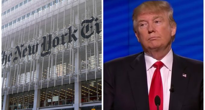 Hypocrisy Alert: New York Times Tax Practices Exposed