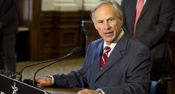 Texas Governor Abbott to Sign Law Banning Sanctuary Cities