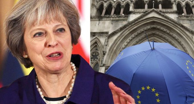 Brexit Put on Hold After High Court Ruling