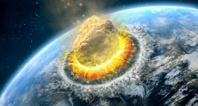 nasa asteroid impact - photo #18