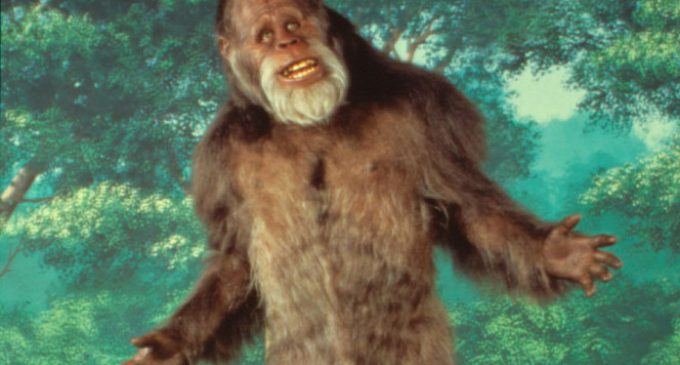 California Liberals Want Bigfoot Added to Endangered Species List