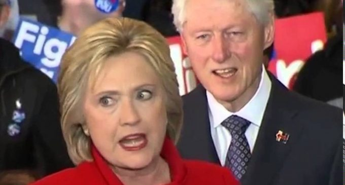"""Report: Hillary Visited """"Sex Island"""" with Convicted Pedophile Six Times, NYPD Ready to Issue Warrents"""