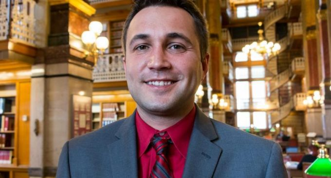 """Iowa Legislator Introduces """"Suck It Up, Buttercup"""" Bill to Deal with Election Protestors"""
