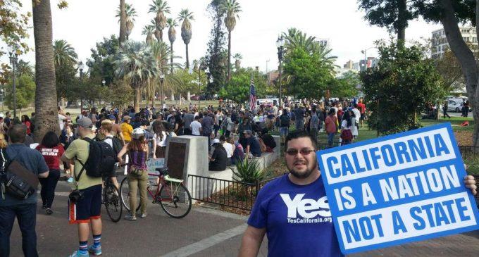 California Prepares Ballot Measure for Vote in 2018 to Secede
