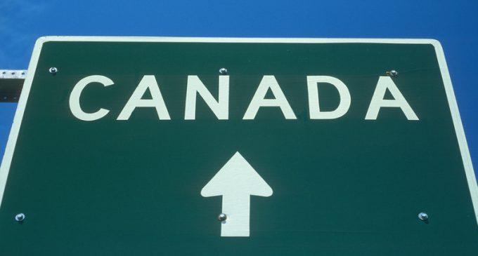 Canada's Immigration Website Crashes, Social Media Calls for Wall